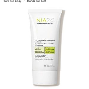 Nia 24 Age Recovery for Decolletage and Hands